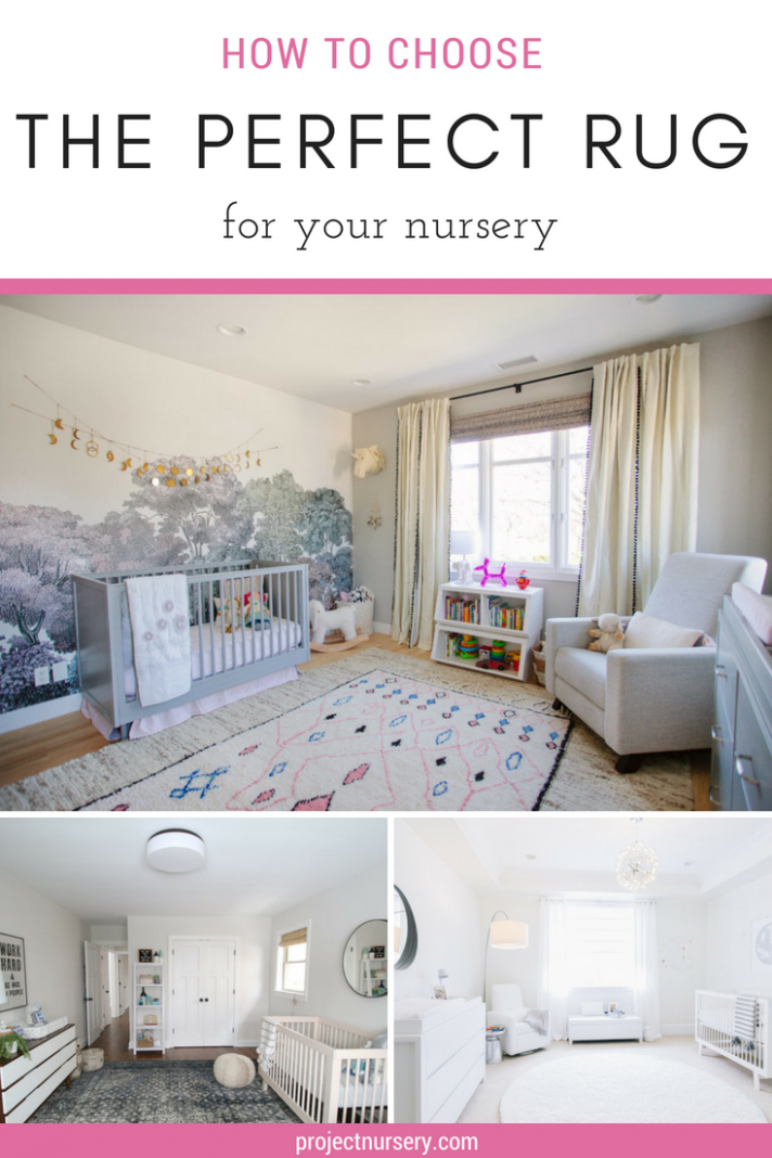 How to Choose the Perfect Rug for Your Nursery - Project Nursery - Baby Room Carpet