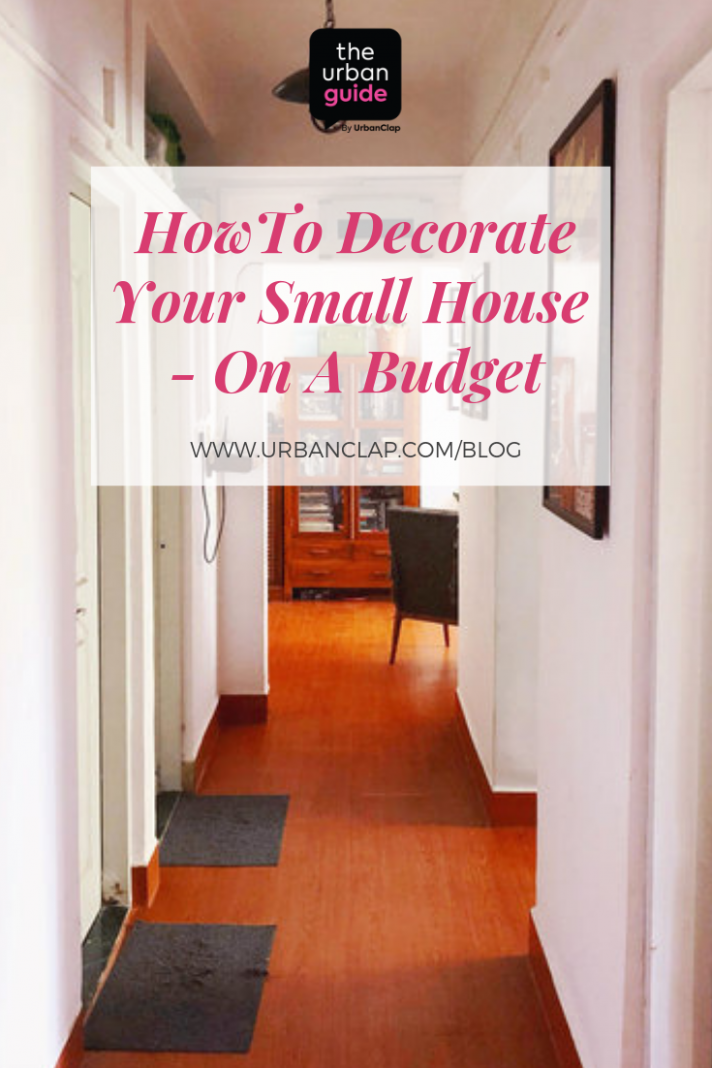 How to Decorate Your Small House (Part 10): On a Budget!  Small  - Apartment Design Guide Part 3