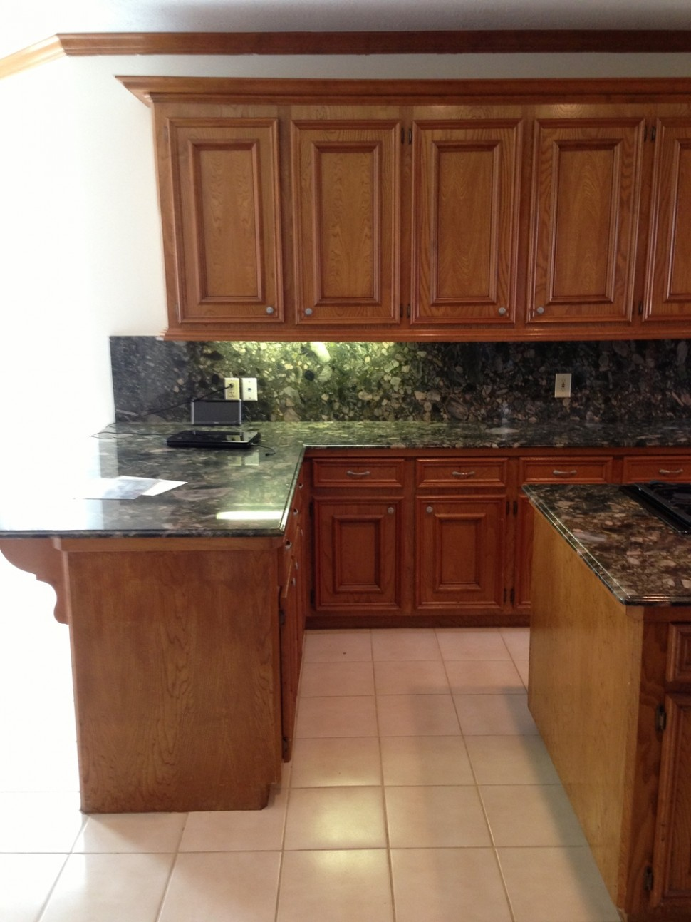 How To Make Ugly Cabinets Look Great! — DESIGNED - How To Make Wood Kitchen Cabinets Look Better