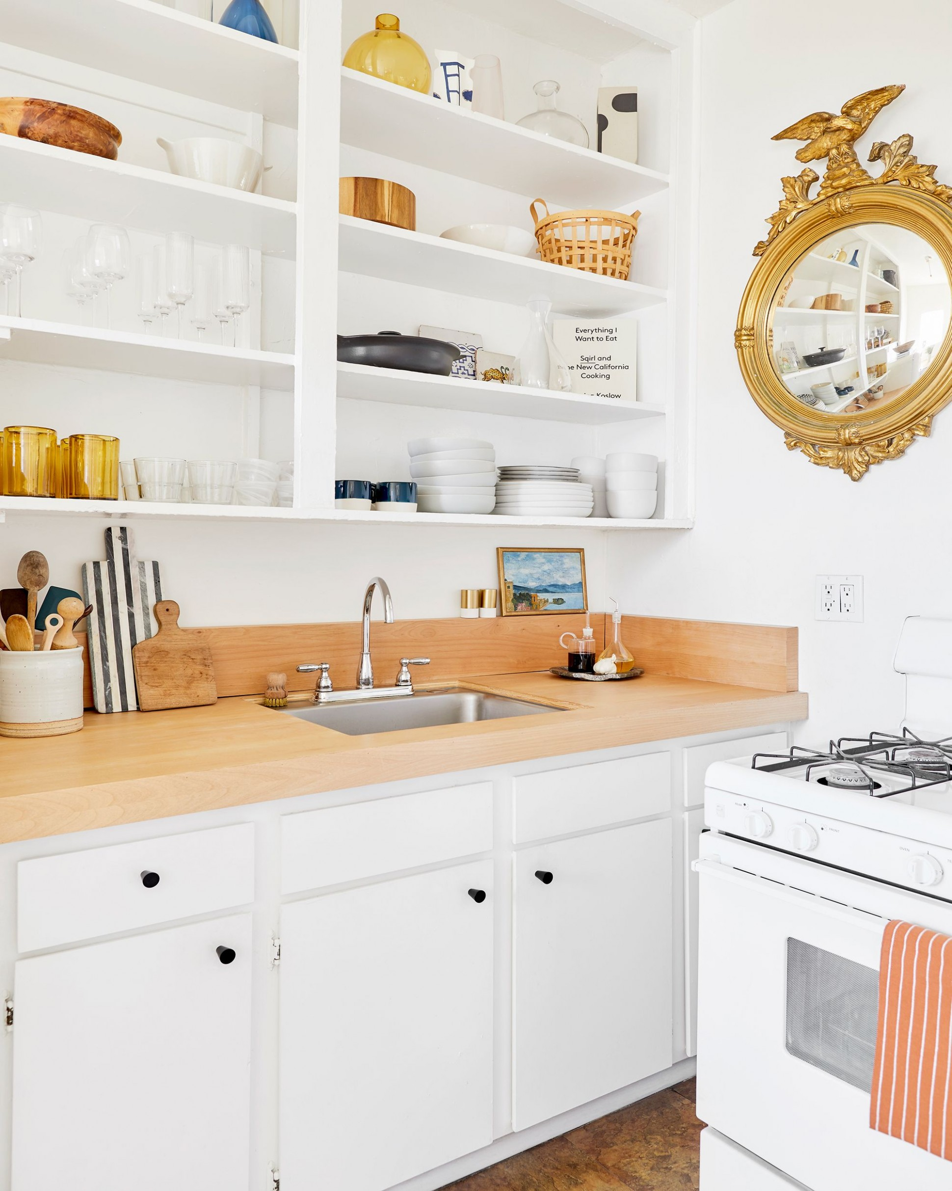How to Organize Kitchen Cabinets - Storage Tips & Ideas for Cabinets - How To Place Items In Kitchen Cabinets
