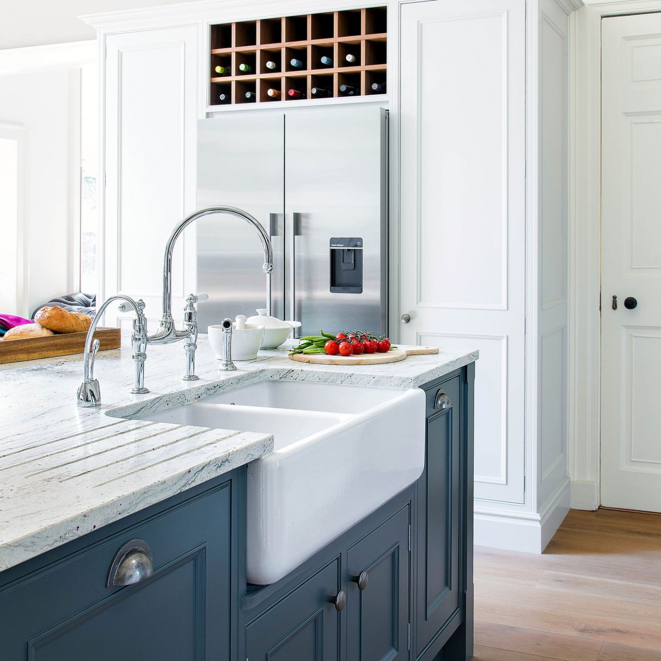 How to Paint Kitchen Cabinets in 11 Steps - This Old House - How To Finish The Bottom Of Upper Kitchen Cabinets