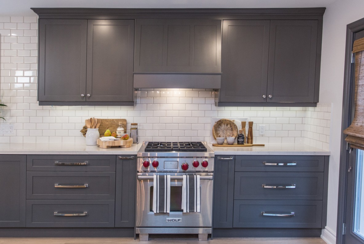 How to Refinish Kitchen Cabinets: Bryan Baeumler Breaks it Down - Kitchen Cabinets Refinishing Services