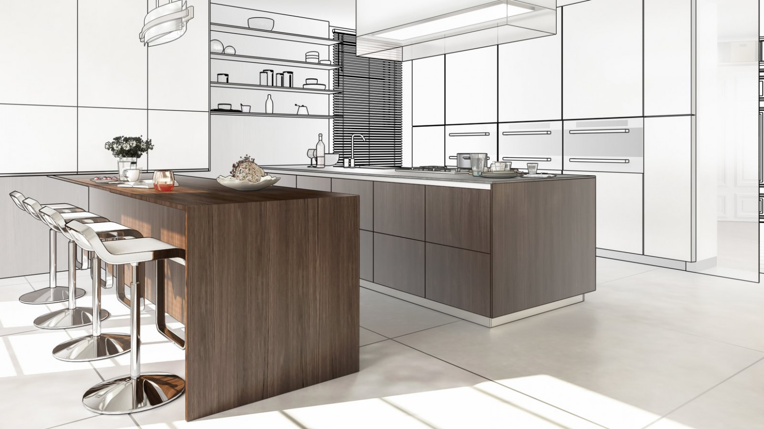 How to Renovate Your Kitchen and Not End Up in Tears - The New  - New Yorker Kitchen Cabinets