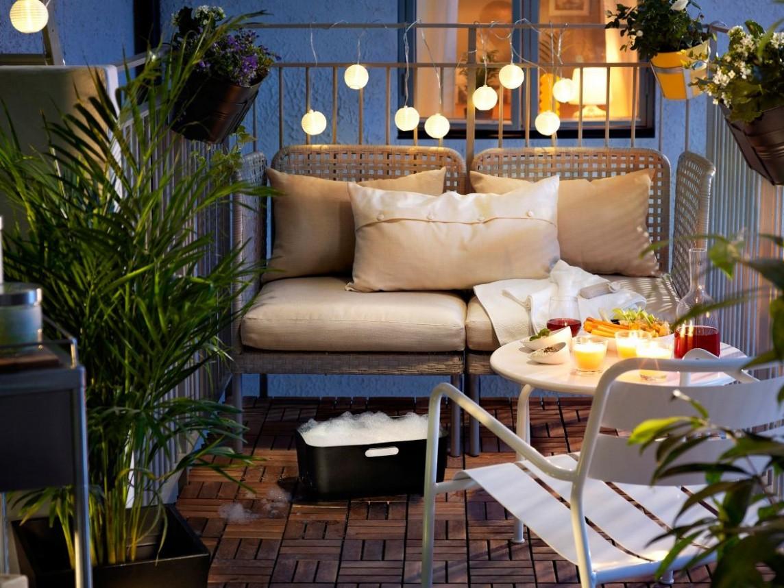 How to Turn Your Tiny Balcony Into an Outdoor Paradise - Apartment Balcony Enclosure Ideas