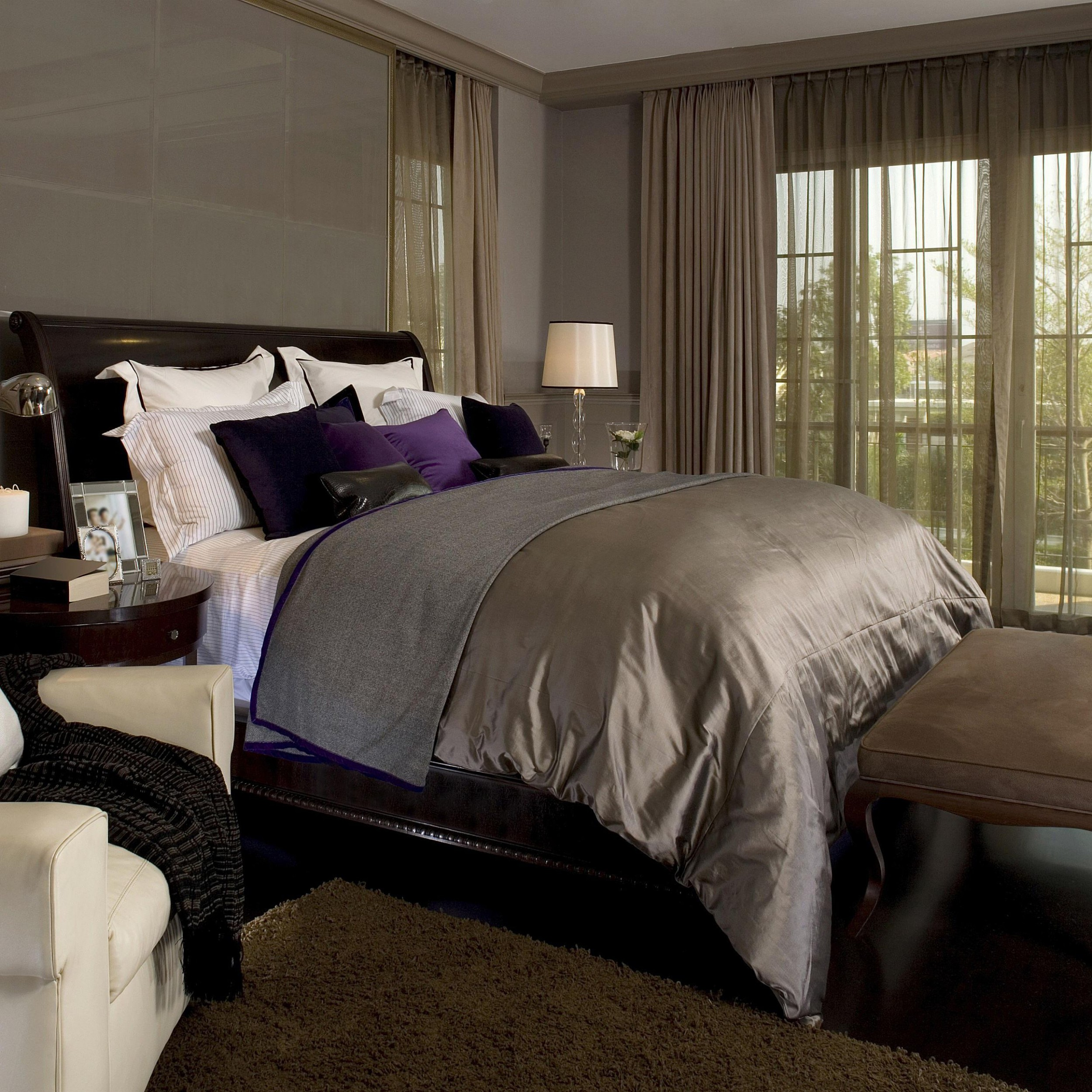 Ideas for Decorating the Bedroom with Brown - Bedroom Ideas Brown