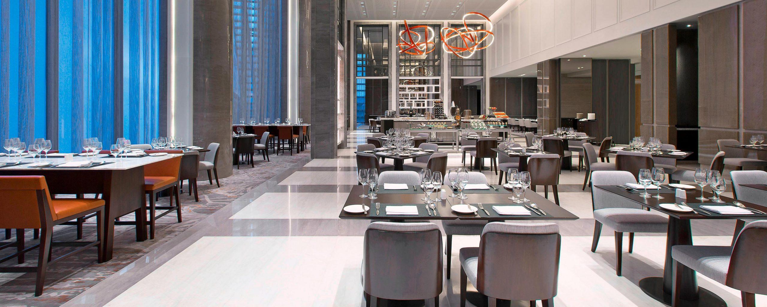 Indonesian Hotel Restaurant  Sheraton Grand Jakarta Gandaria City  - Baby Room Gandaria City
