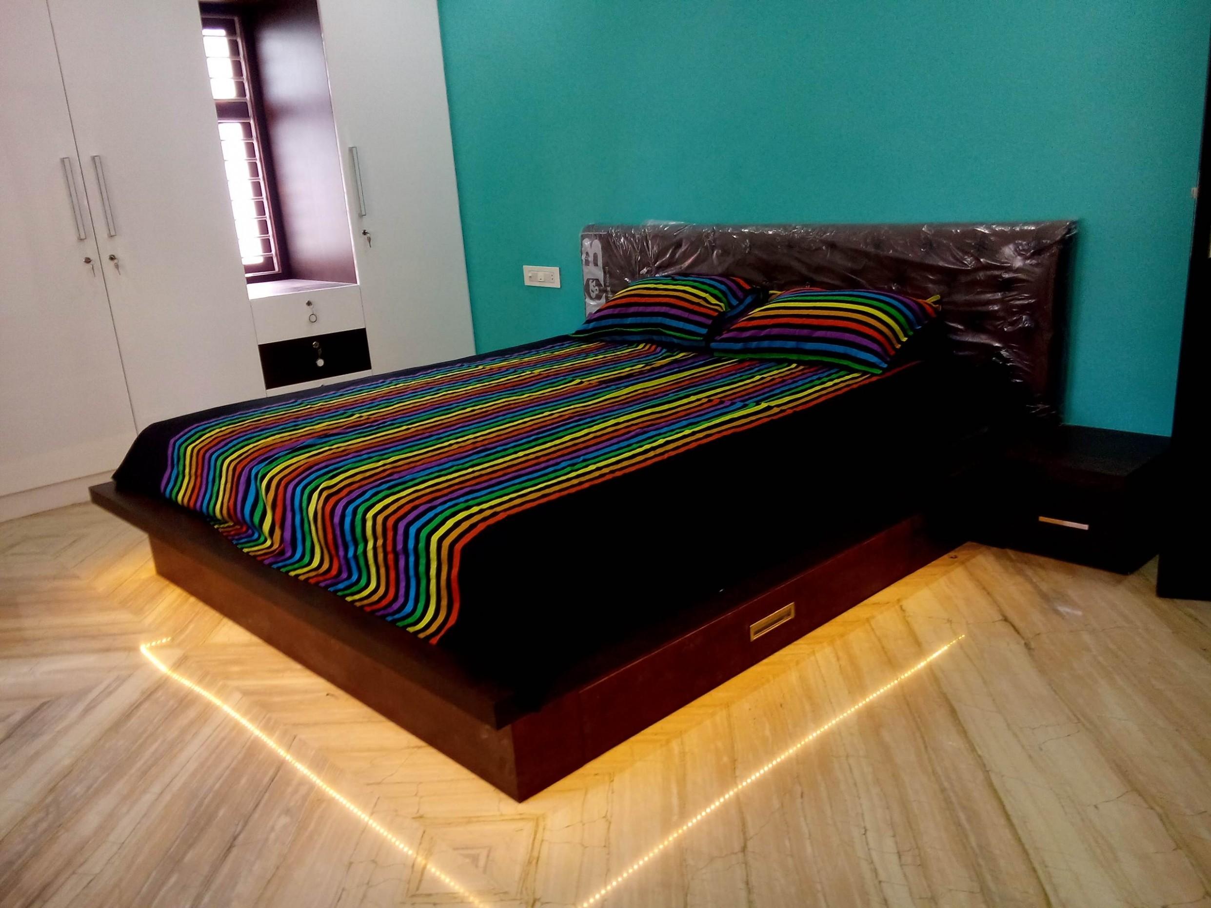Interior Designing In Kerala Bedroom Ideas And Photos  Houzz - Bedroom Ideas Kerala