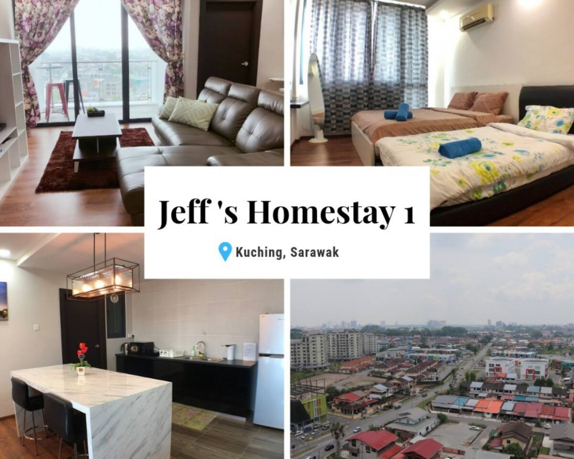 Jeff Home 12 @ VivaCity Megamall High Speed WIFI - Lofts for Rent  - Baby Room Vivacity