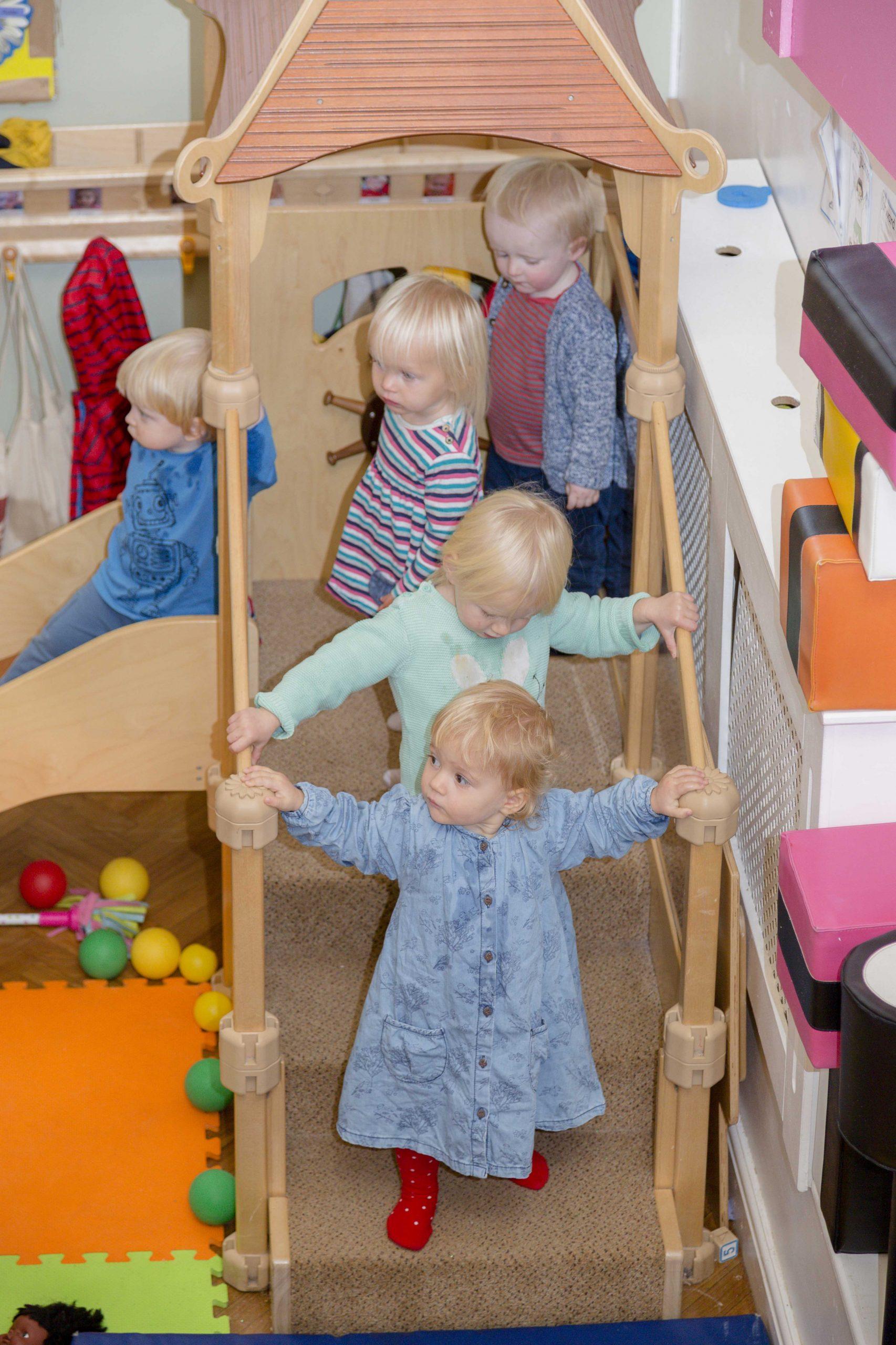 Job Vacancies - Becket Hall Day Nursery, Bristol - Baby Room Job Vacancies