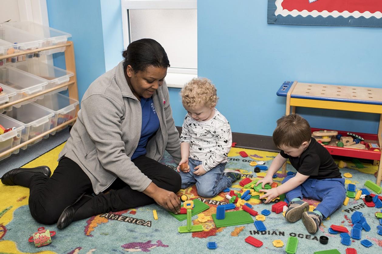 Join our team - Boys & Girls Nursery - Baby Room Job Vacancies