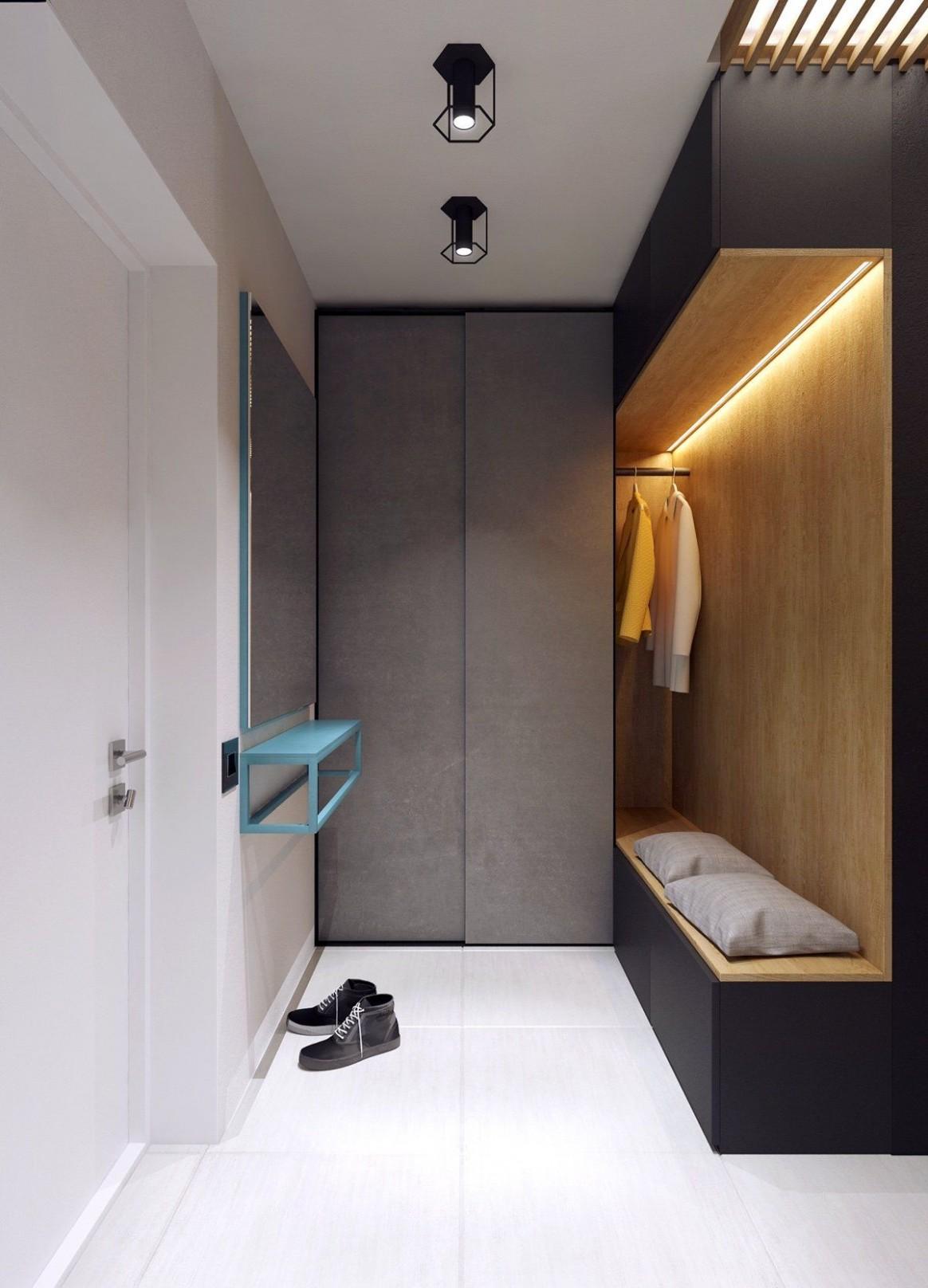 Just Interior Ideas  Interior Design and Decoration Ideas  - Apartment Entrance Design
