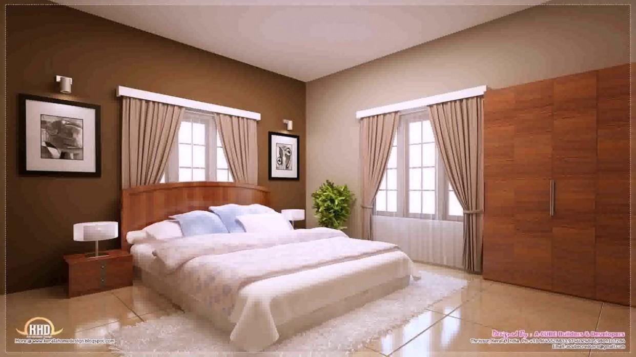 Kerala House Bedroom Interior Design (see description) - YouTube - Bedroom Ideas Kerala