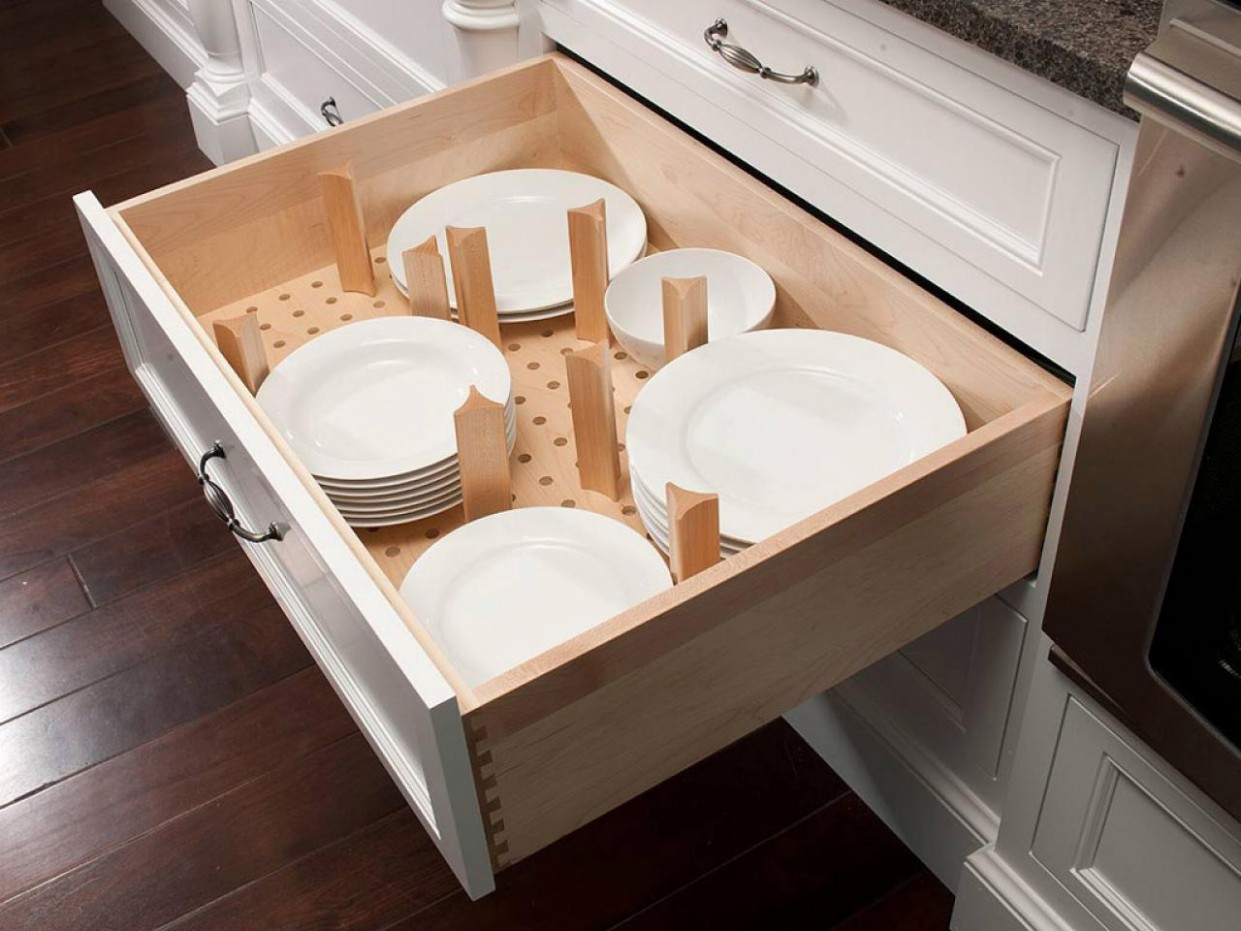 Kitchen Cabinet Accessories: Pictures & Ideas From HGTV  HGTV - Kitchen Cabinet Accessories That Are Popular