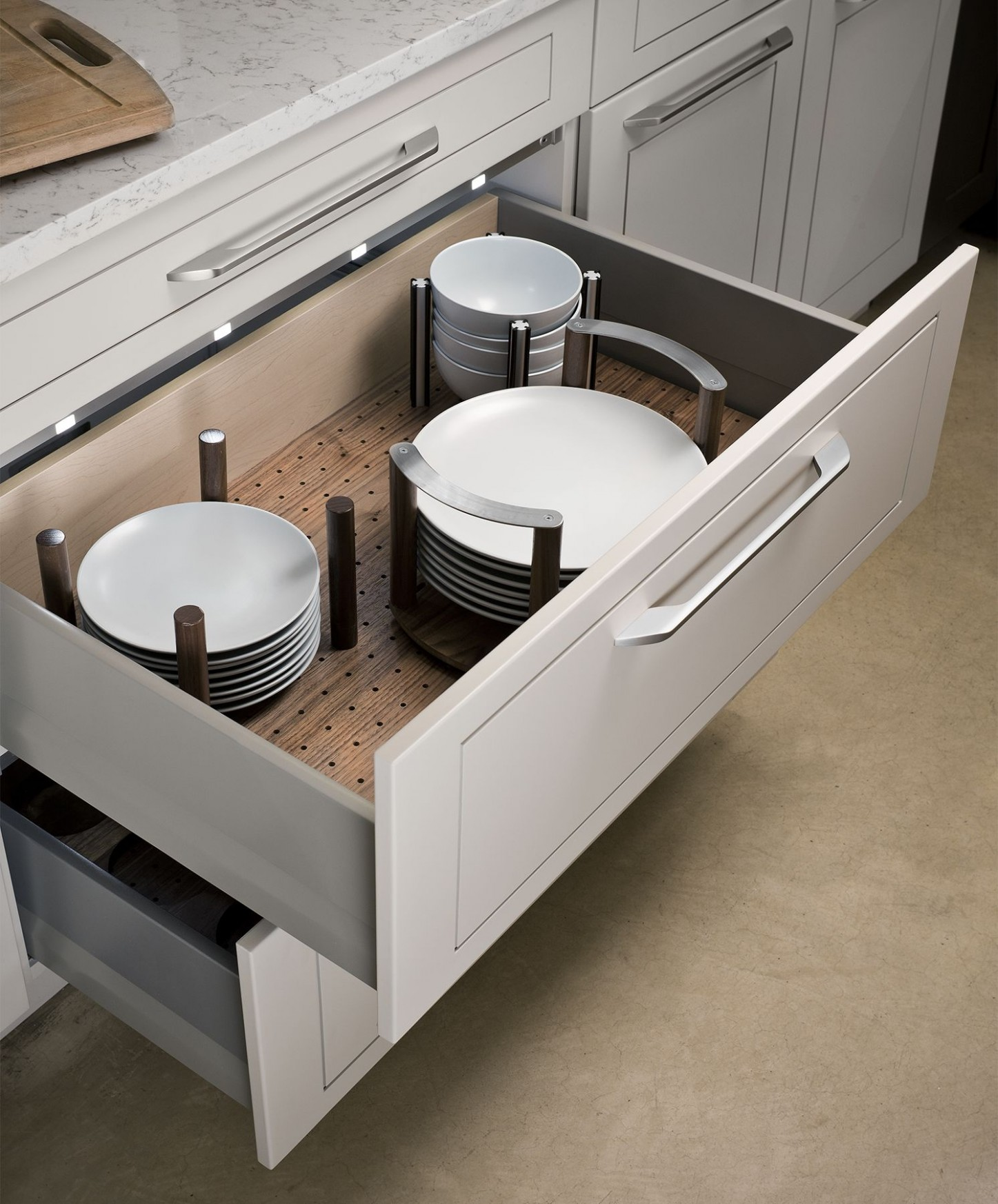 Kitchen Cabinet Accessories  Plain & Fancy  Kitchen cabinet  - Kitchen Cabinet Accessories That Are Popular
