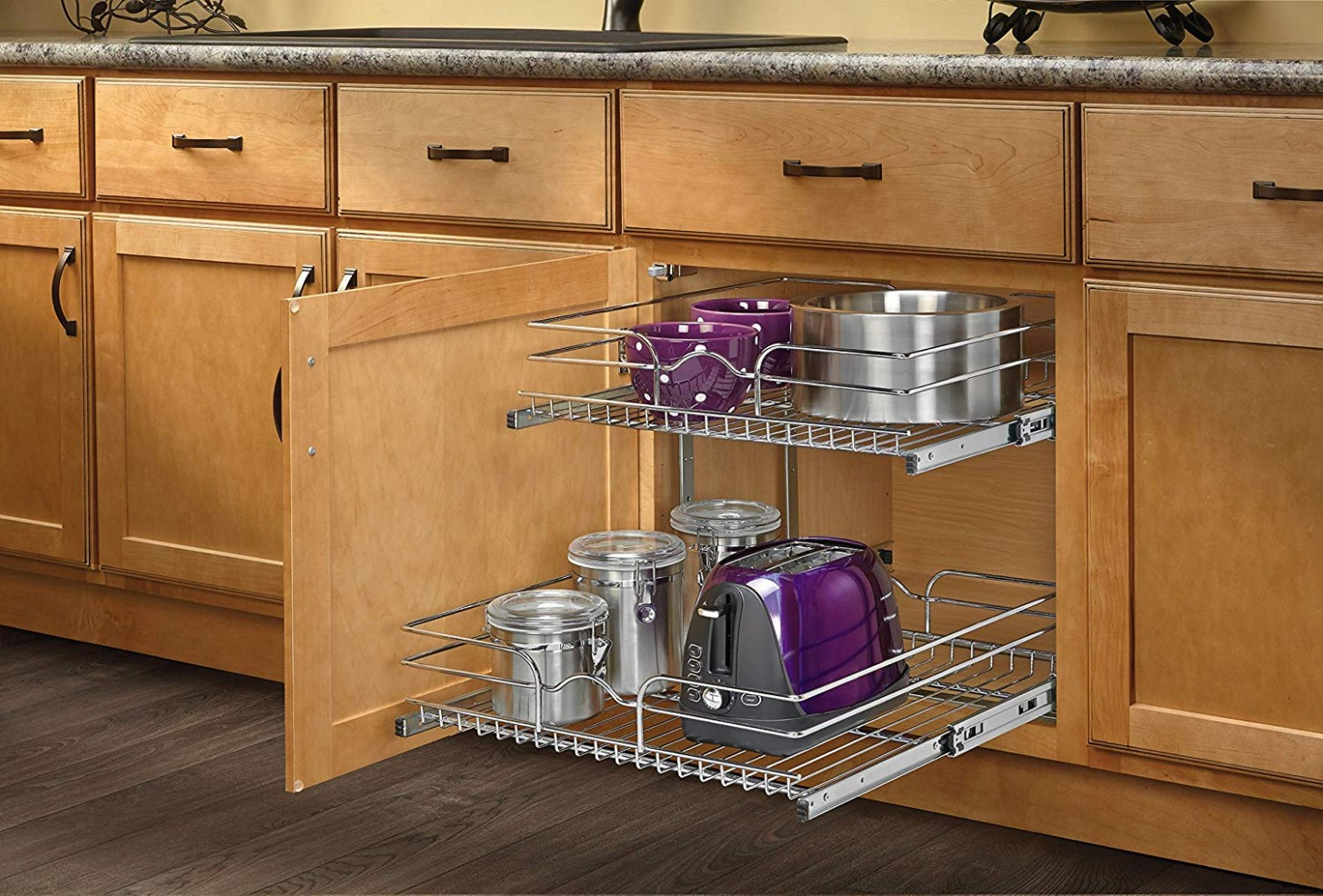 Kitchen Cabinet Accessories – What Will Work For You? – The  - Kitchen Cabinet Accessories That Are Popular