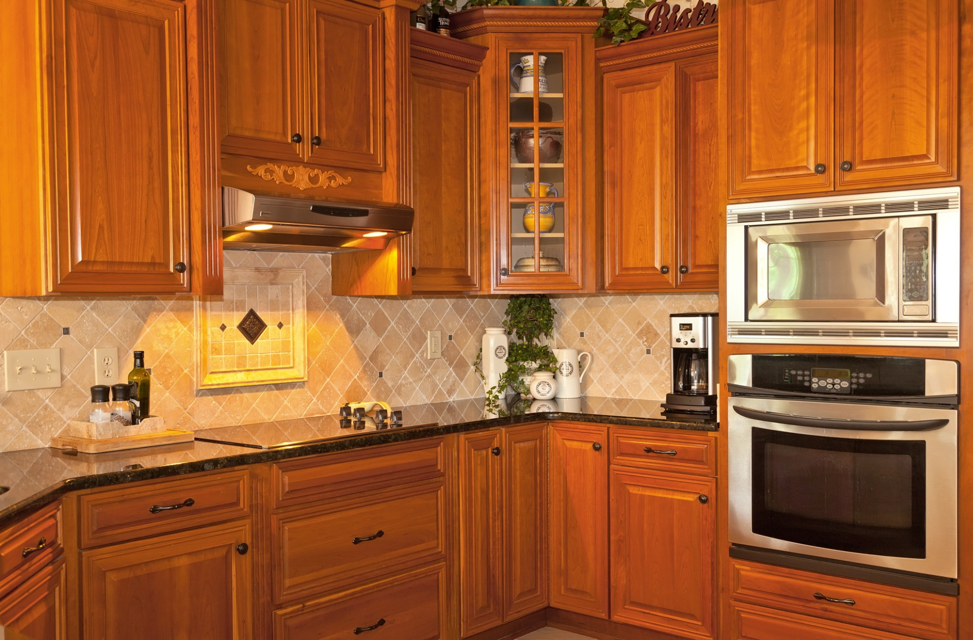 Kitchen Cabinet Dimensions: Your Guide to the Standard Sizes - Standard Height For Kitchen Cabinets Above Counter