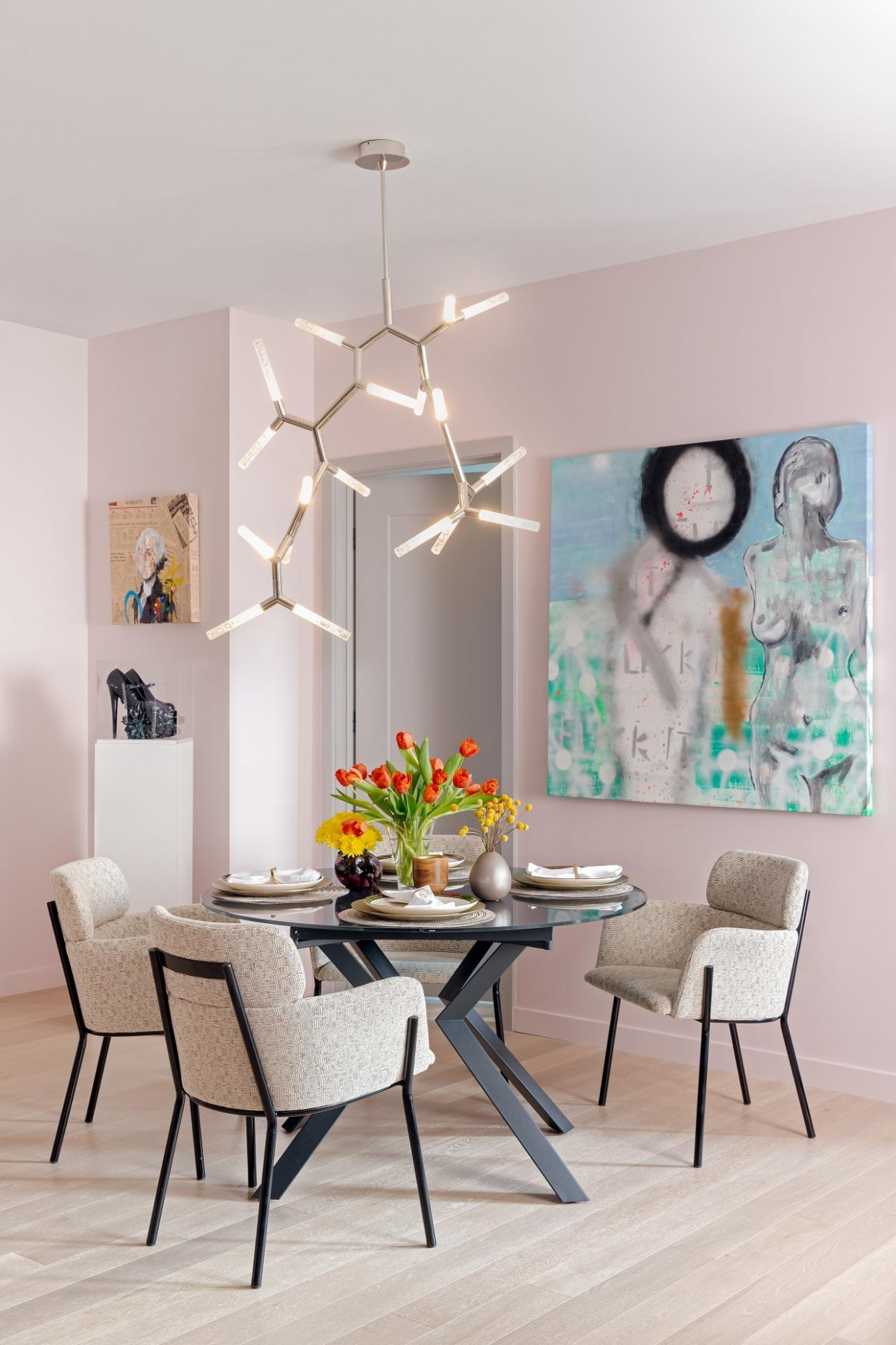 Kitchen Table Design & Decorating Ideas + HGTV Pictures  HGTV - Dining Room Replacement Ideas