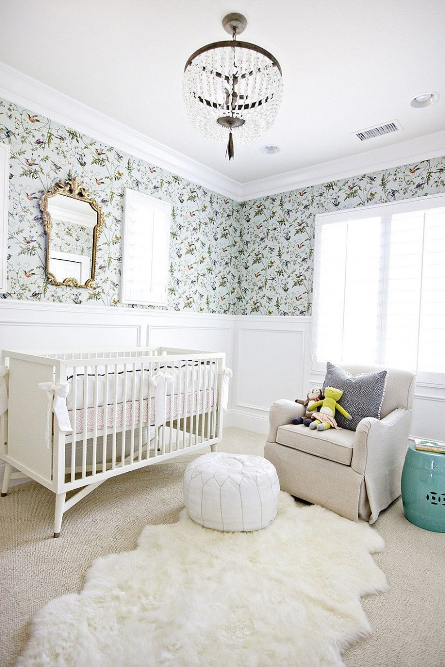 Layered Rugs + Carpet  Nursery room design, Pretty nurseries  - Baby Room Carpet