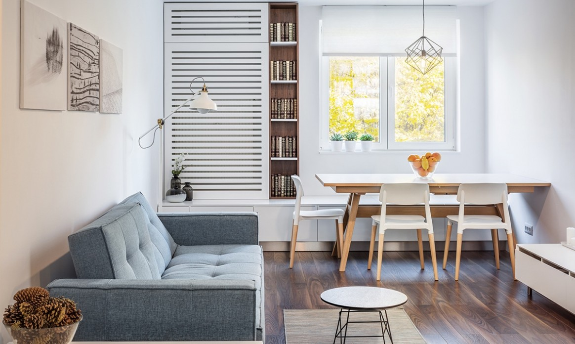 Living & Dining Room Combo: 10 Images & Tips To Get It Right - Dining Room Ideas For Apartments