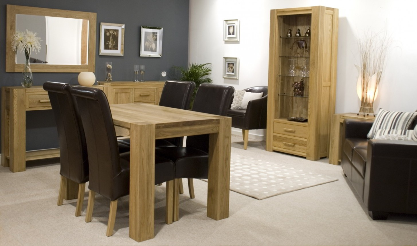 Living Room Oak Furniture Beautiful Dining Chairs Cottage Style  - Dining Room Ideas With Oak Furniture