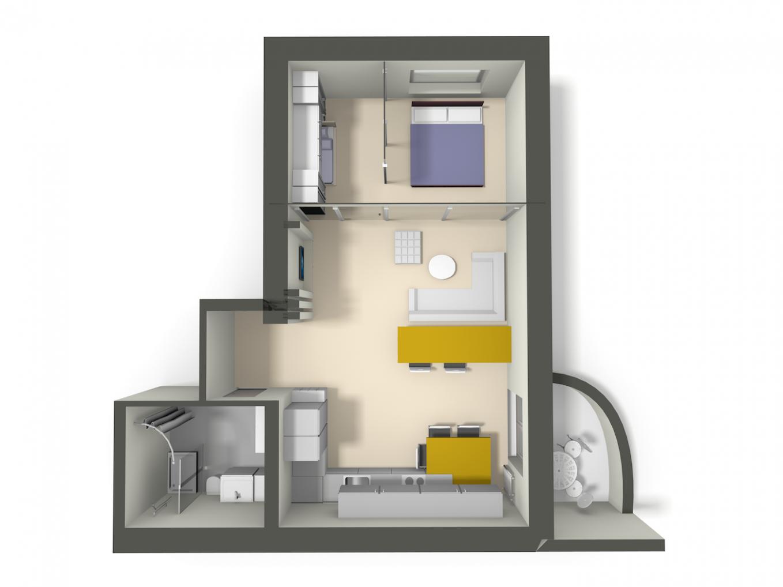 Maksimir 10 - Apartment Design Maksimir