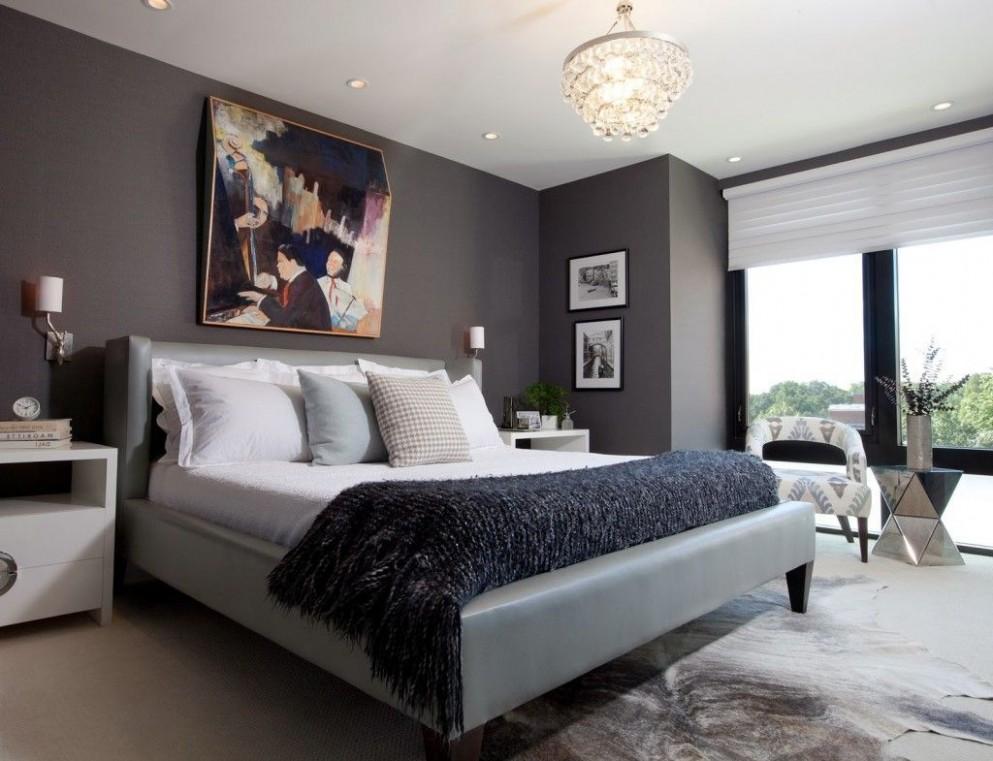 masculine bedroom ideas at DuckDuckGo  Mens bedroom colors  - Bedroom Ideas Male