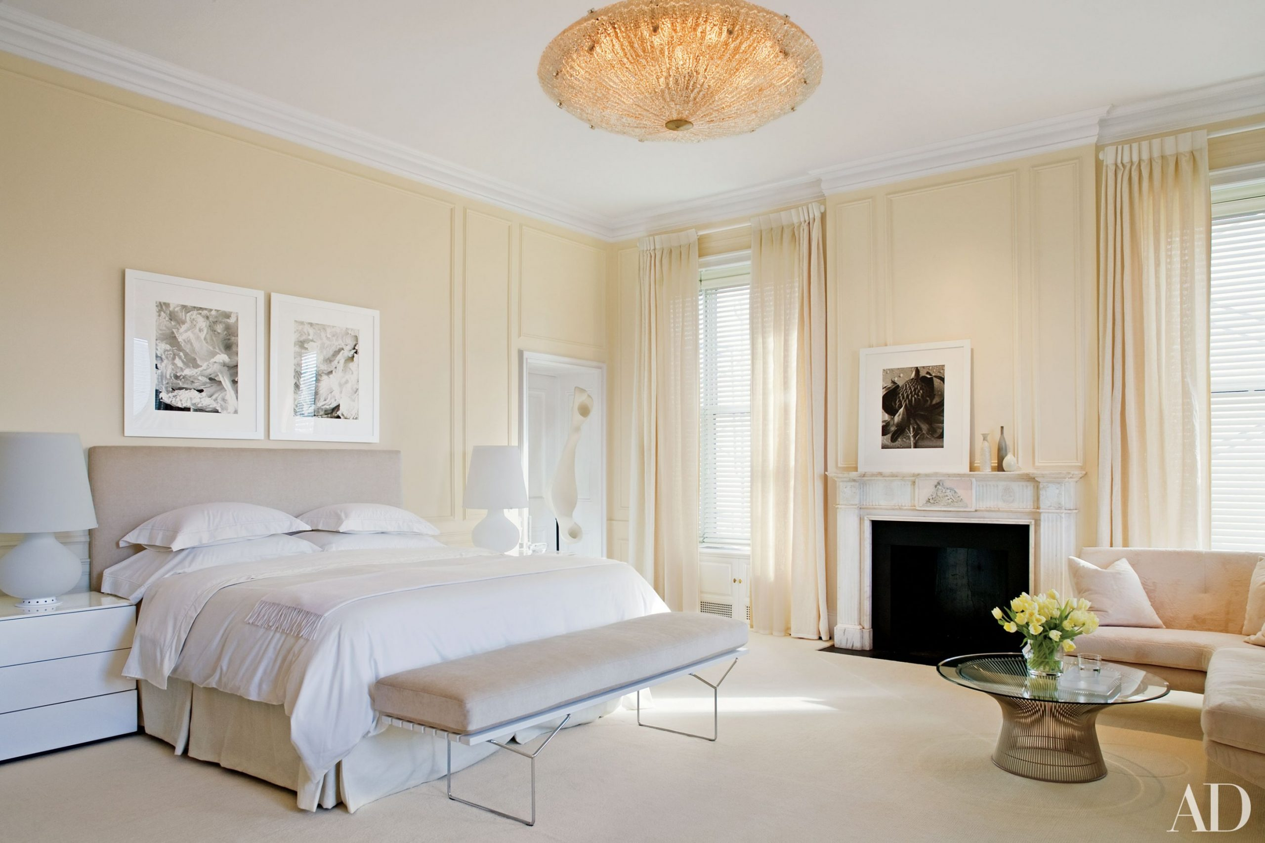 Master Bedroom Paint Ideas and Inspiration  Architectural Digest - Bedroom Ideas Paint