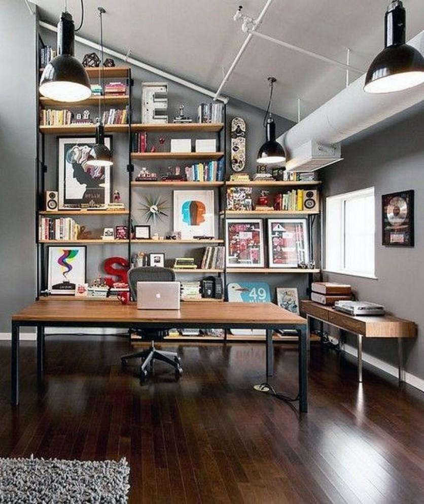 Mens Office Decor Home Creative Men Idea Stunning Hip Decorating  - Home Office Ideas Male
