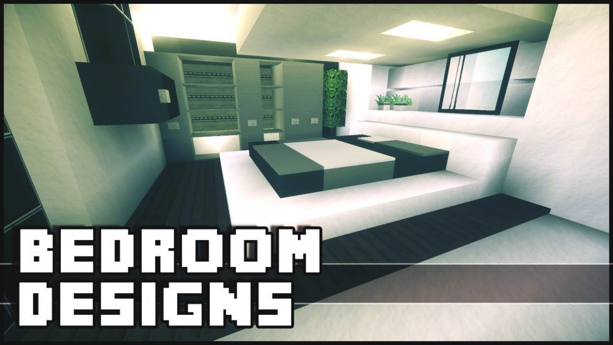 Minecraft - Bedroom Designs & Ideas  Minecraft bedroom, Bedroom  - Bedroom Ideas In Minecraft