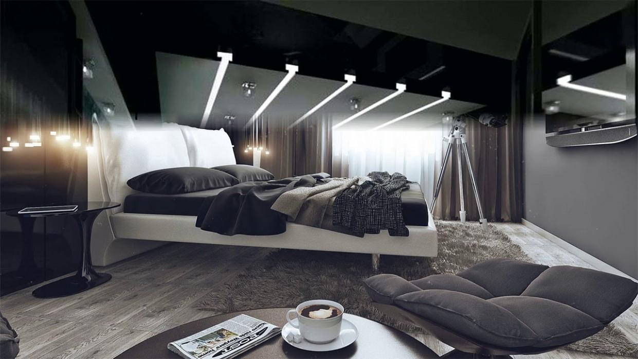 Modern Black Bedroom Ideas - Room Ideas - Bedroom Ideas Black