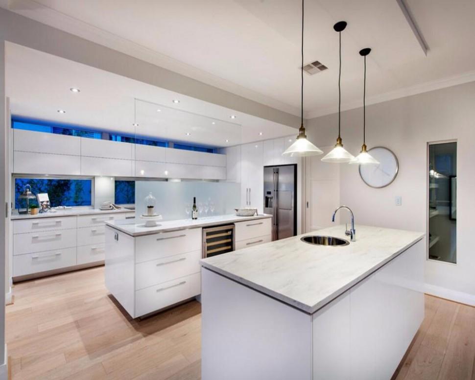 Modern Design 10 Pac Paint Finish High Glossy White Kitchen  - Kitchen Cabinets Gloss White