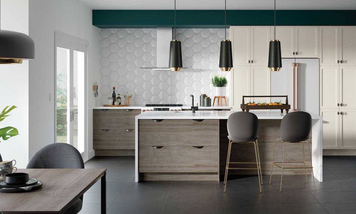 Modern European-Style Kitchen Cabinets – Kitchen Craft - Buy Kitchen Wall Cabinets Online