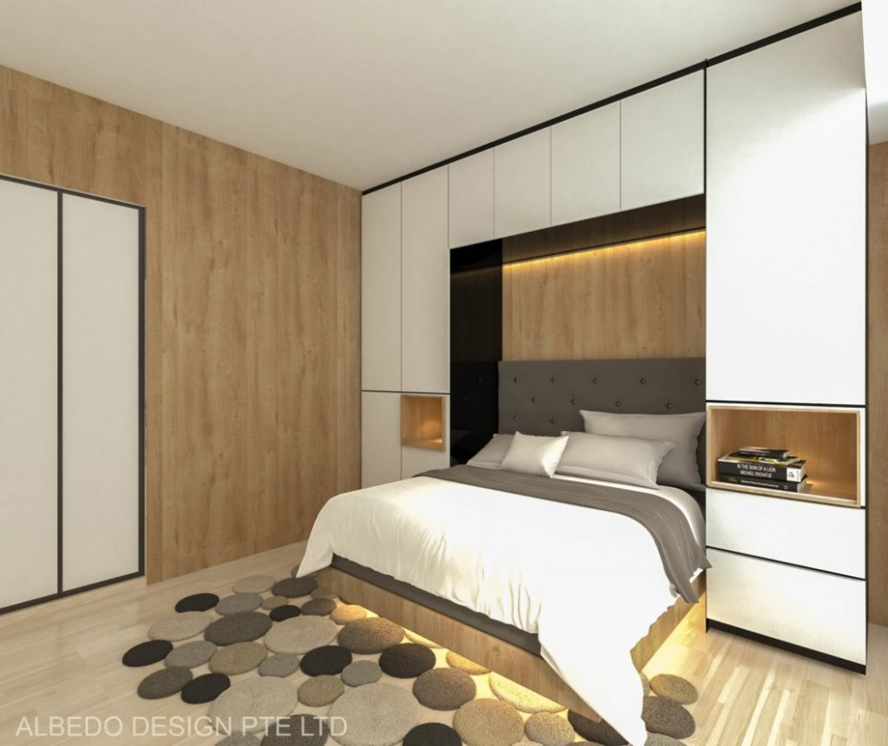 Modern Stylish Bedroom Design Ideas of 8  Albedo Design - Bedroom Ideas Singapore