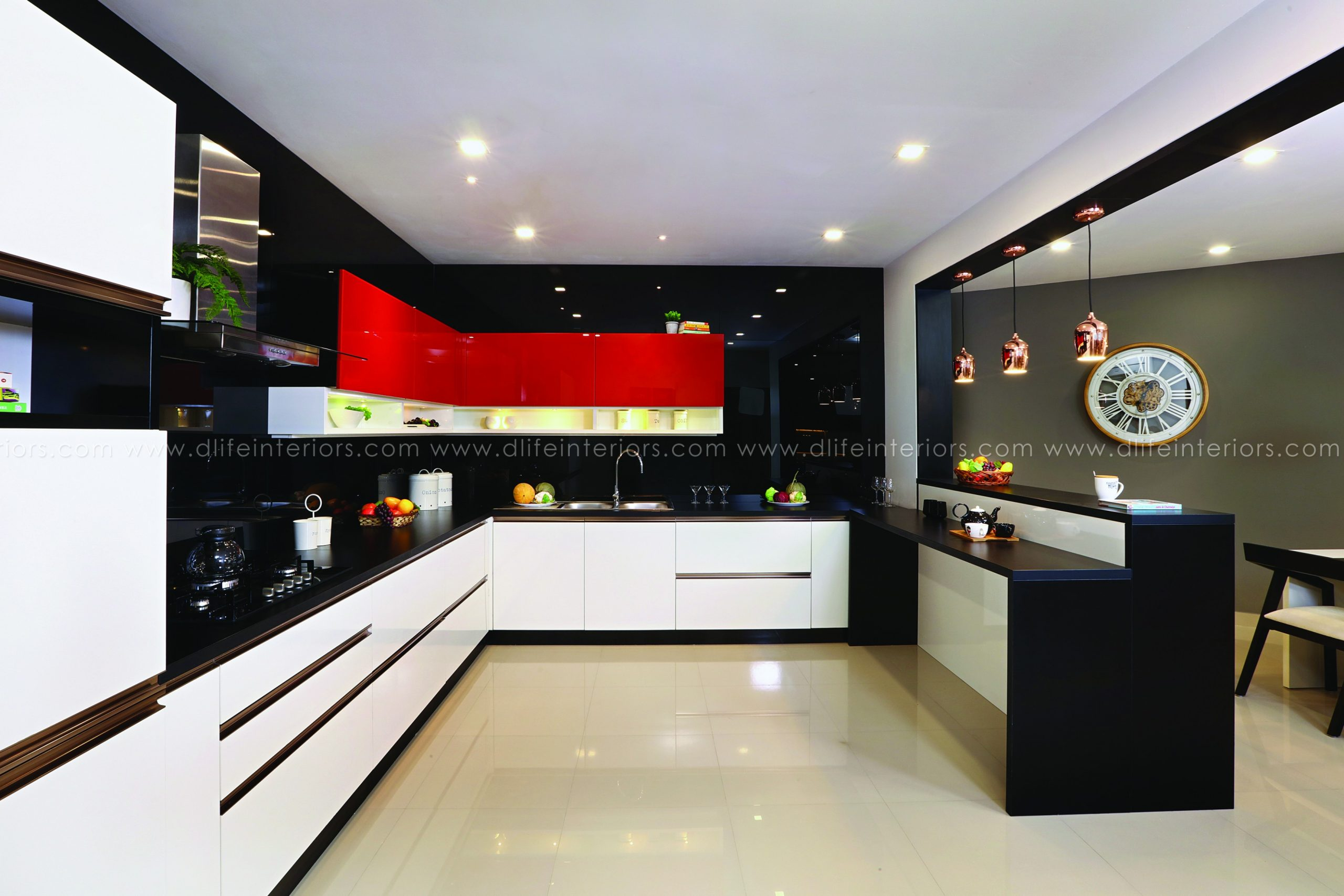 Modular Kitchen in Bangalore – 9 Tips from DLIFE Interiors - Used Modular Kitchen Cabinets Bangalore