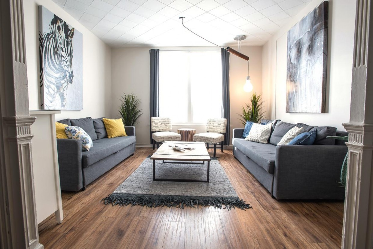 MtlVacationRentals - MTL ZOO, Montreal – Updated 9 Prices - Design Zoo Apartment