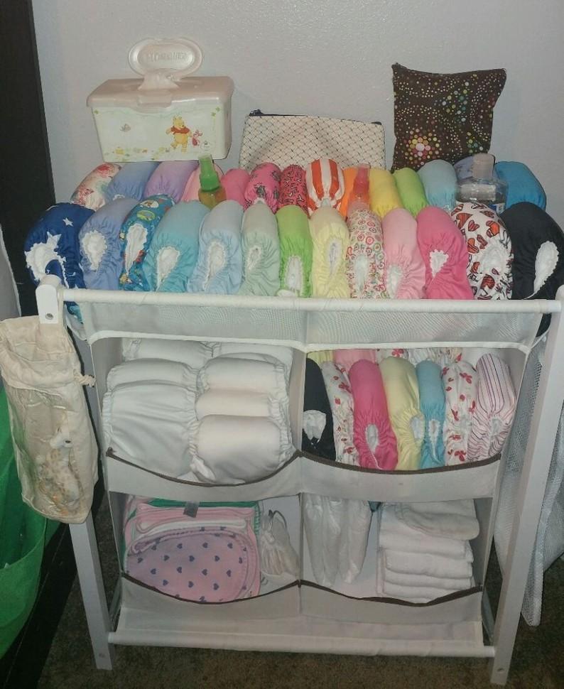 Munchkin Nursery Essentials Organizer, Baby Room Accessories  - Baby Room Essentials