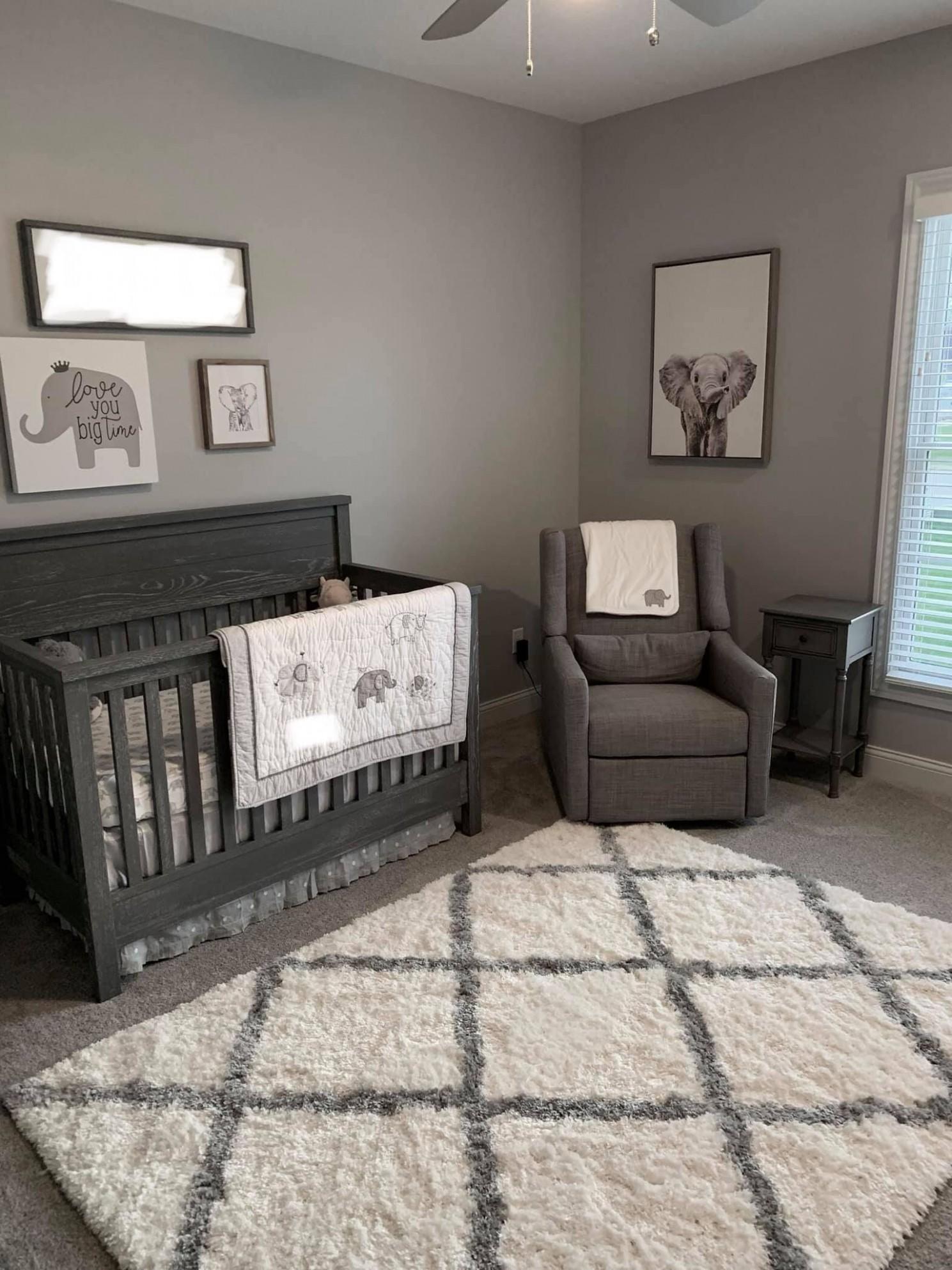 My baby boys elephant themed nursery!#baby #boys #elephant  - Baby Room Elephant Theme