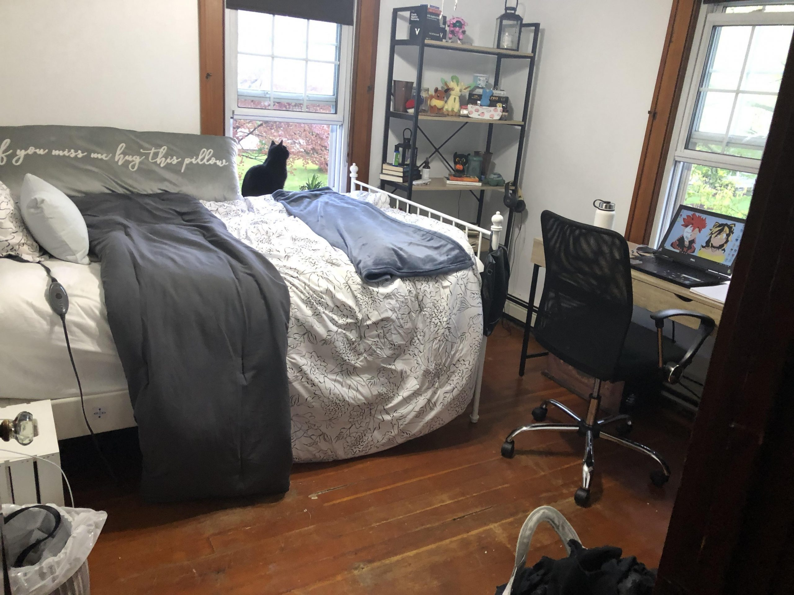 my room is about 8x8 feet i would guess? not sure if this layout  - Bedroom Ideas Reddit