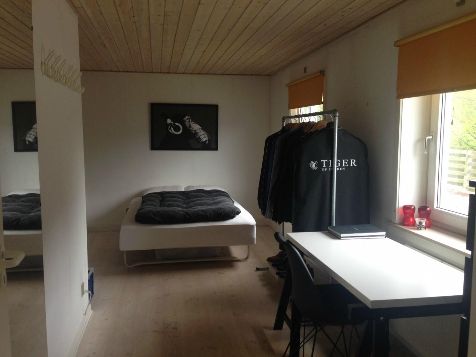My simple bedroom : minimalism - Bedroom Ideas Reddit