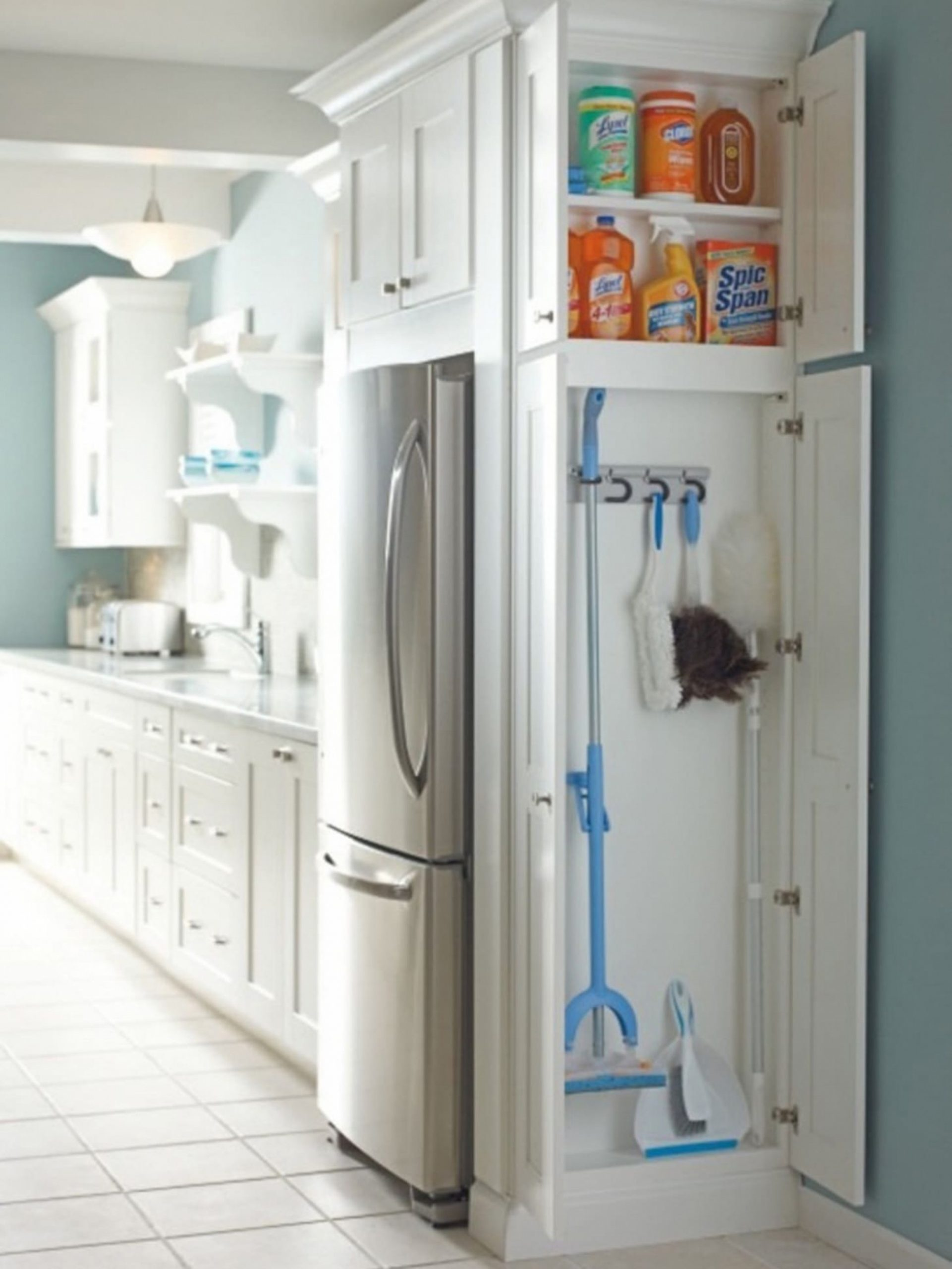 Narrow Cabinets With Doors - Ideas on Foter - What To Do With Skinny Vertical Cabinet Kitchen