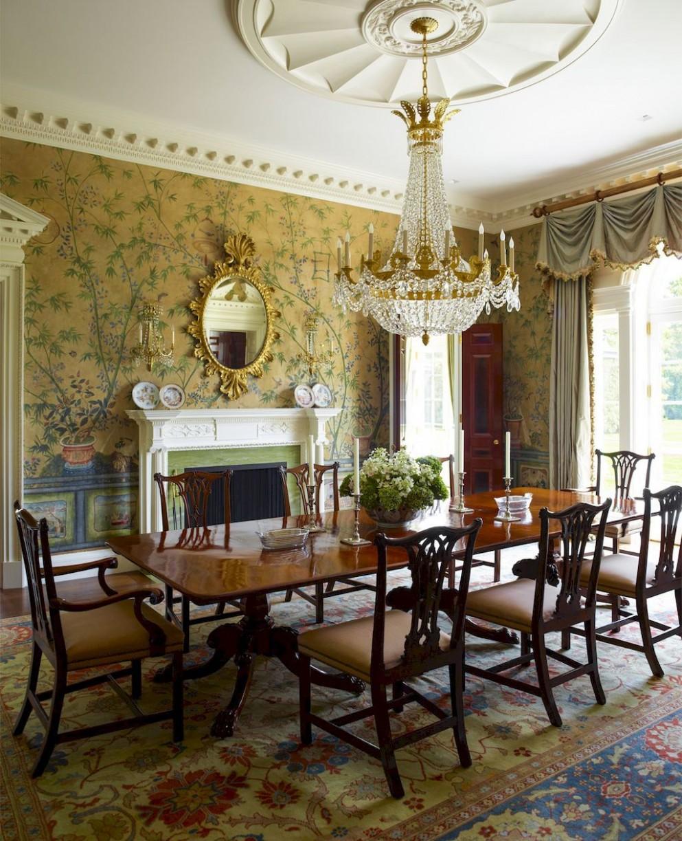Nice 8 Vintage Victorian Dining Room Decor Ideas https  - Dining Room Ideas Victorian