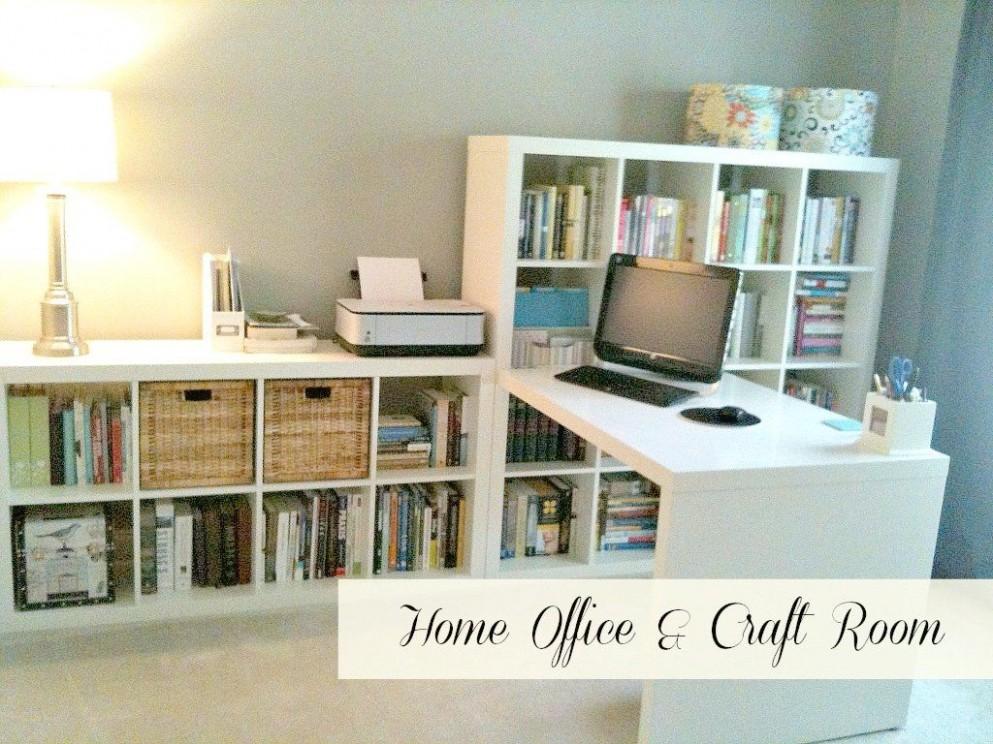 Nice Craft Room Furniture Ikea Best 8+ Ikea Craft Room Ideas On  - Home Office Organization Ideas Ikea