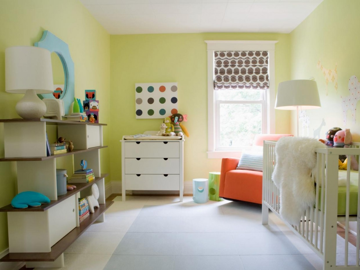 Nursery Color Schemes: Pictures, Options & Ideas  HGTV - Baby Room Colours