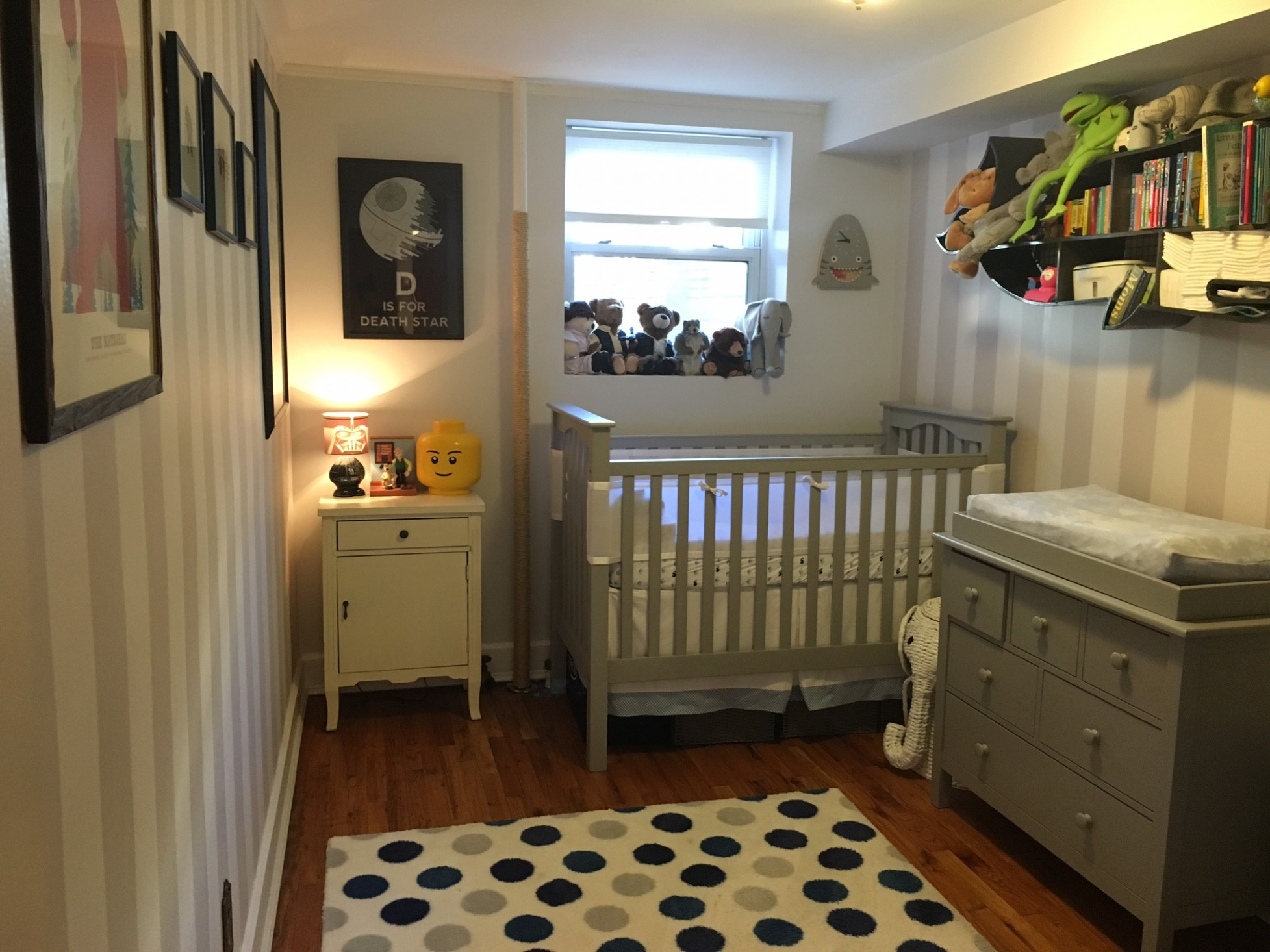 Nursery decorating ideas and tips: 11 things I wish I