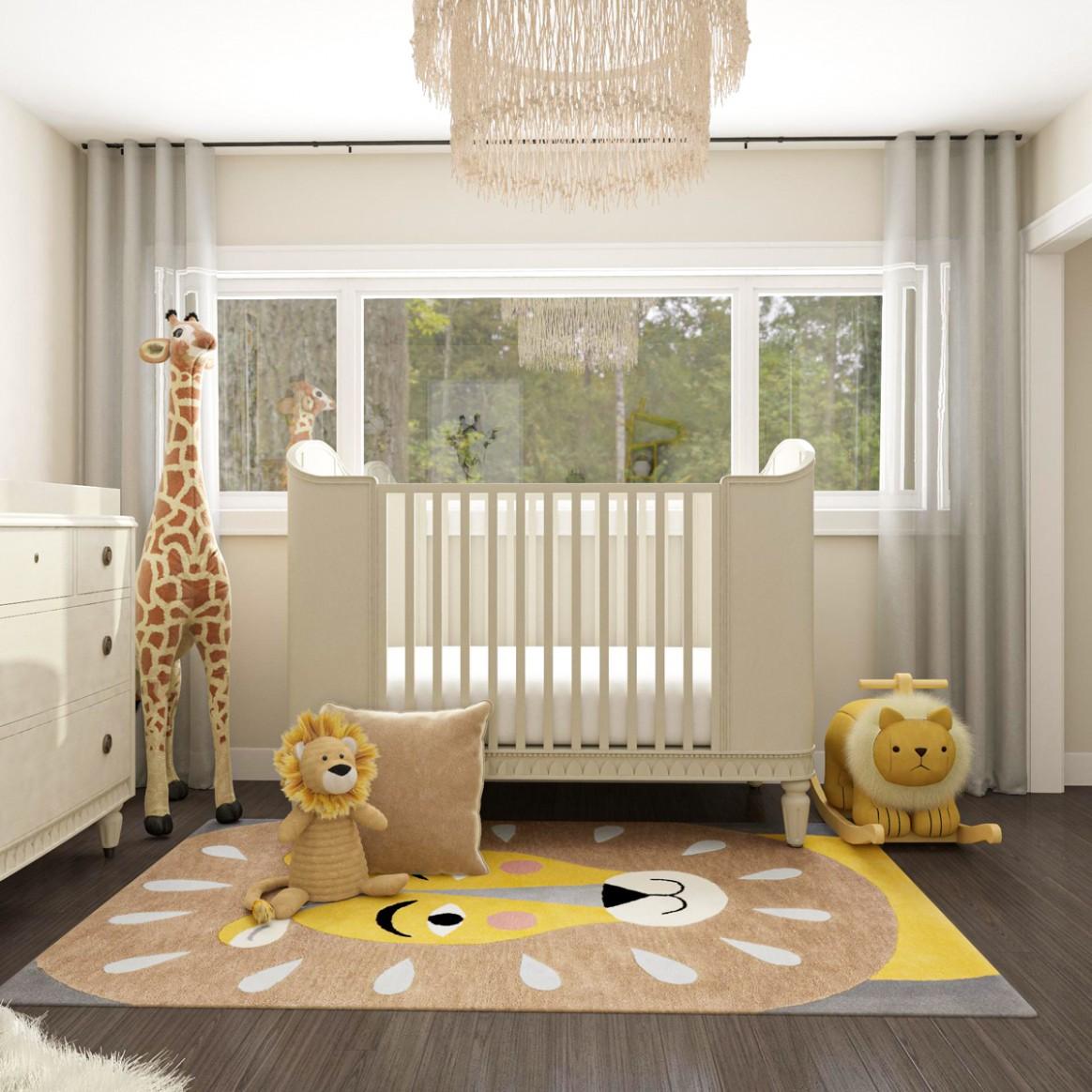 Nursery Design: 8 Trendy Ideas for a Gender-Neutral Nursery - Baby Room Neutral