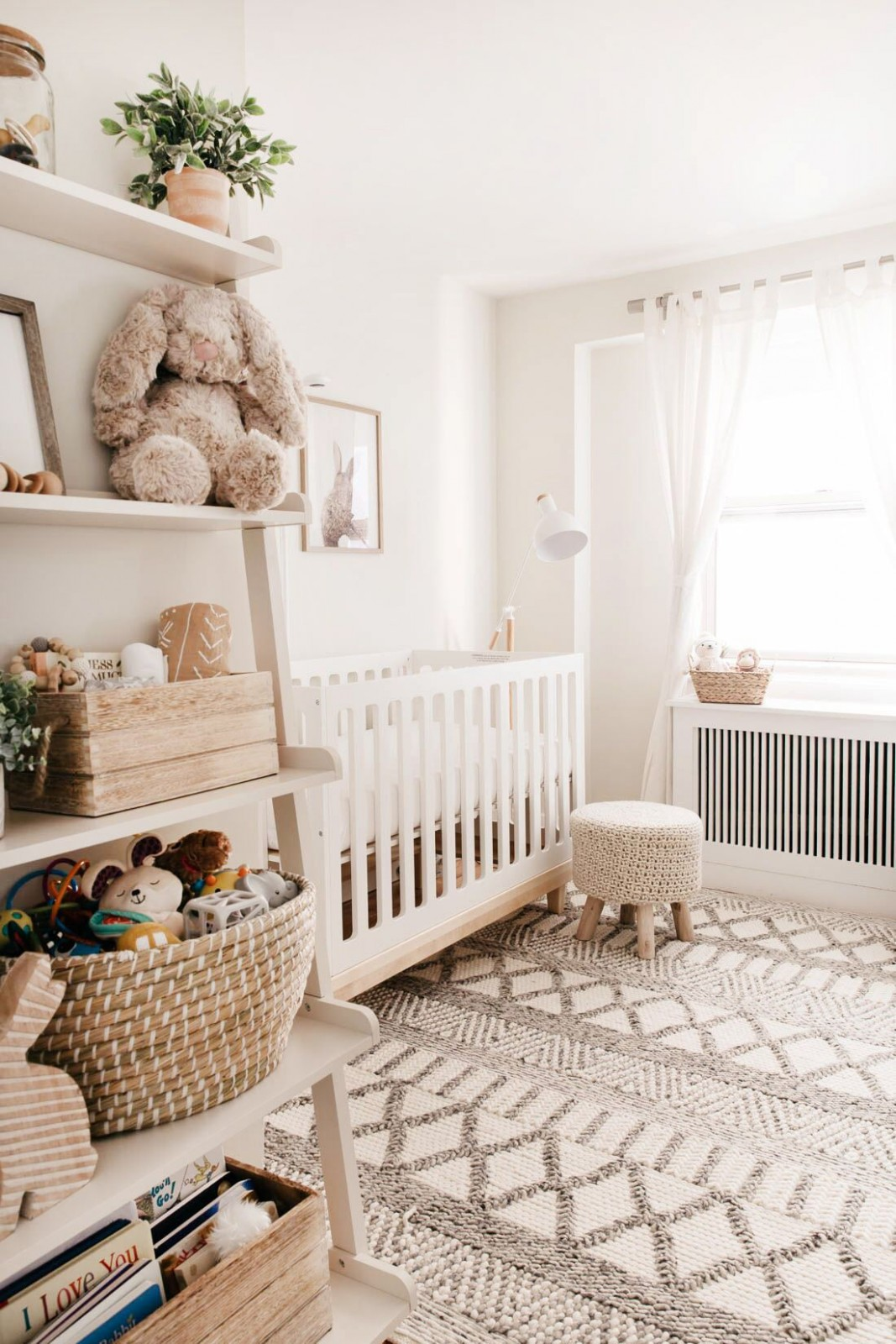 Nursery Reveal! A Gender Neutral Look with Blogger Kendall Kremer  - Baby Room Neutral