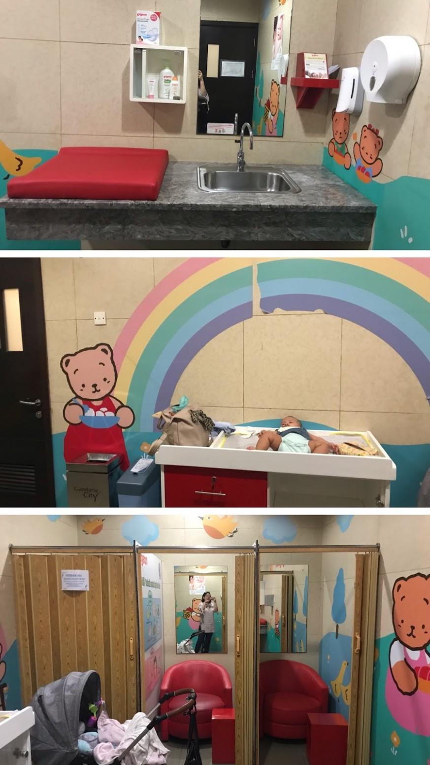 Nursery Room: bagian 8 - Baby Room Gandaria City