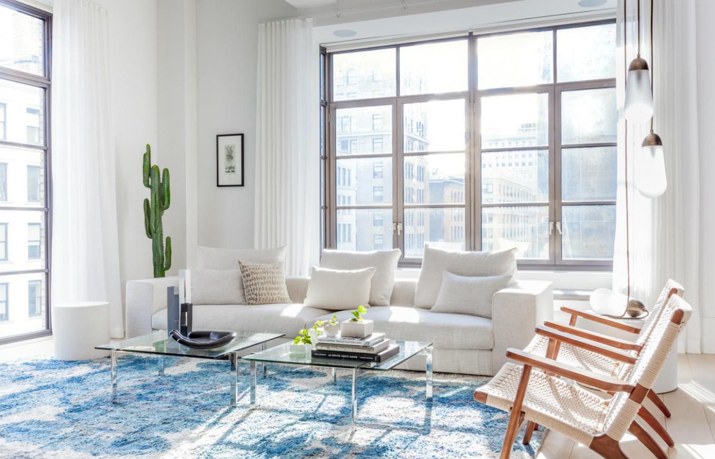 NY Studio New Design Project Creates Colorful Manhattan Apartment - Apartment Design New York