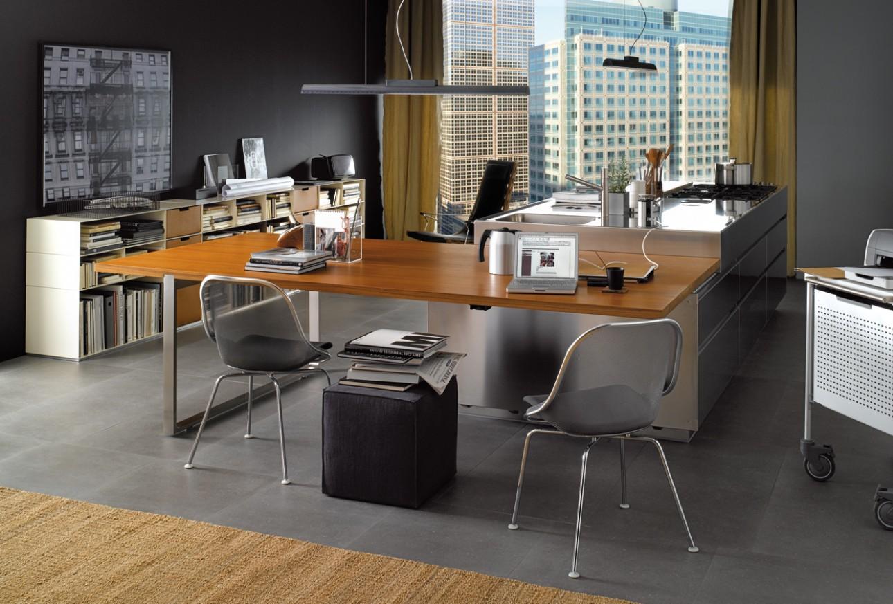 office kitchen Interior Design Ideas