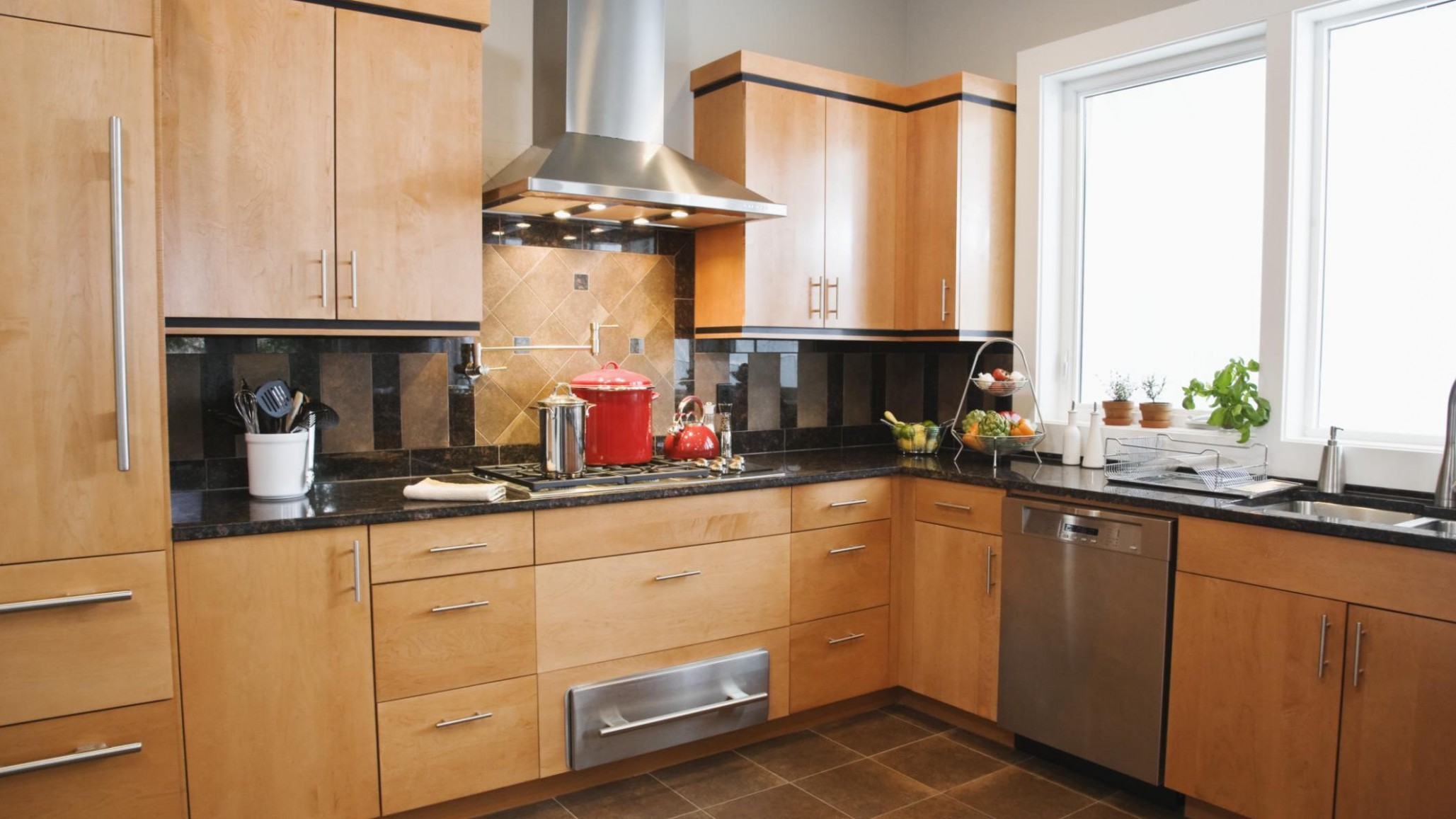 Optimal Kitchen Upper Cabinet Height - Standard Height For Kitchen Cabinets Above Counter